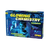 glowing chemistry kit